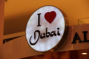 I love Dubai by iAiisha