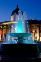 Trafalgar Square by DegsyJonesPhoto
