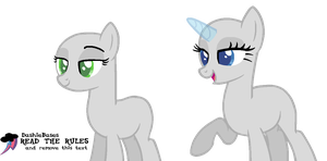 MLP Base: But why, 666 is such a nice number~ by DashieBases
