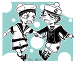 HQ: Sailor Iwaoi by Ariall