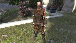 Vanaheim culture armour, male by tulx