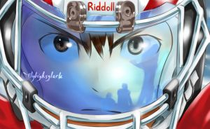 Eyeshield 21 by flyhighskylark