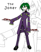 Batman Villains- The Joker by distantShade