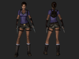 LC Outfit x24 by legendg85