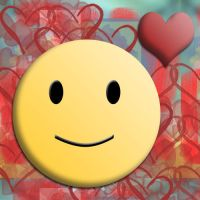Smiley In Love by Trish2