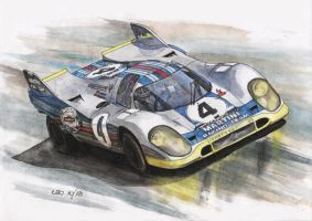 Porsche 917K by Leotrek