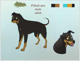 Aiko - CHARACTER GIVEAWAY by Akalu