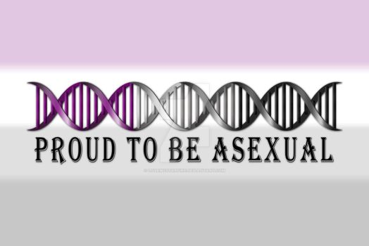 Asexual Pride DNA by lovemystarfire