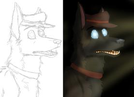 From sketch to color by ZappyAttack