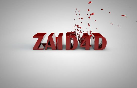 ZAID4D Explosion by ZaidSameer