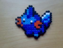 Hama Mudkip by tony-boi