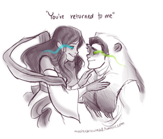 You've Returned To Me by Dakotaa