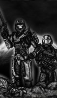 Halo:Its a Rhetorical Question by Guyver89