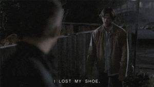 i lost my shoe.gif by mackie-ox