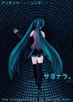 -V50- Disappearance of Miku by Nanao