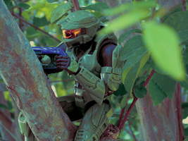 Sniper - Master Chief 2 by taste-my-beat