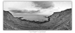 The Giant's Causeway by Shaystyler