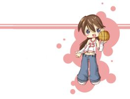 Basketball by sakuraccs