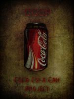 CCCP - Coca Cola Can Project by Reapsert