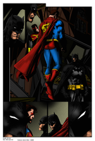 Superman 208, Page 12 by BoredRobot