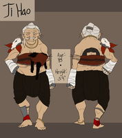 Ji Hao - Lv 2 by hyperionwitch