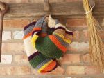 I made a fourth doctor scarf! by Tessa4244