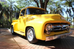 Ford F100 by Henrique-Rozada