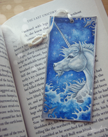 A book about a Unicorn by TransparentGhost