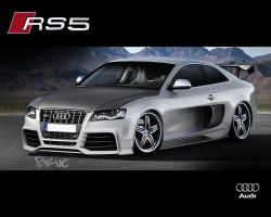 Audi RS5 by Straxer