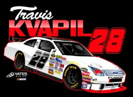 Travis Kvapil Design by Veeyo