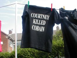 Courtney killed Cobain by ThePath