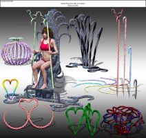 CandyThrone 020 by Kreat3D