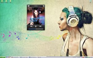 desktop v.15 - music + miyavi by elvareth
