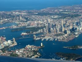 view of Sydney by todds201