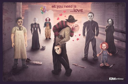 All you need is love by FJMartinez