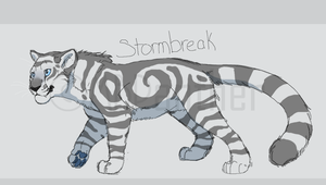 Realistic Stormbreak Ref -UPDATED- by MBPanther