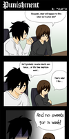 Death Note: Punishment by mayanna