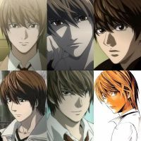 Light Yagami Death Note by SandraRedfield