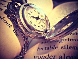 Time Stands Still by LikeARollingStone15