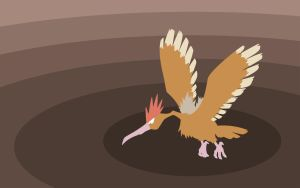 Pkmn 022 Fearow by Senzune
