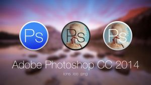 Icons - Adobe Photoshop CC 2014 by javijavo93