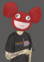 deadmau5 by GlossyToast