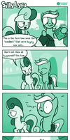 Silly Lyra - EIO by Dori-to