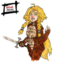 Brecca armour by Rather-Drawn