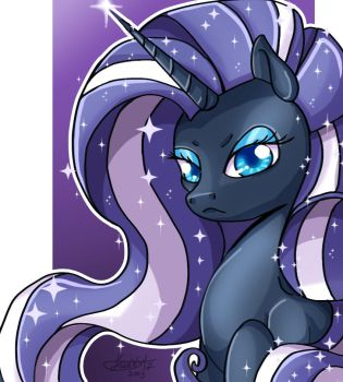 Nightmare Rarity by lokkyta
