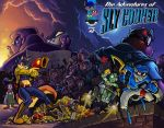 cover of  sly comic by slya