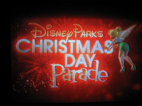 Disney Parks Christmas Day Parade by EspioArtwork31