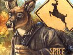 Srice Badge by screwbald