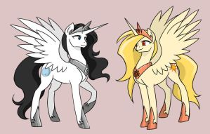 The Successors by Valkyrie-Girl