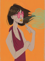Smoke by Pauval